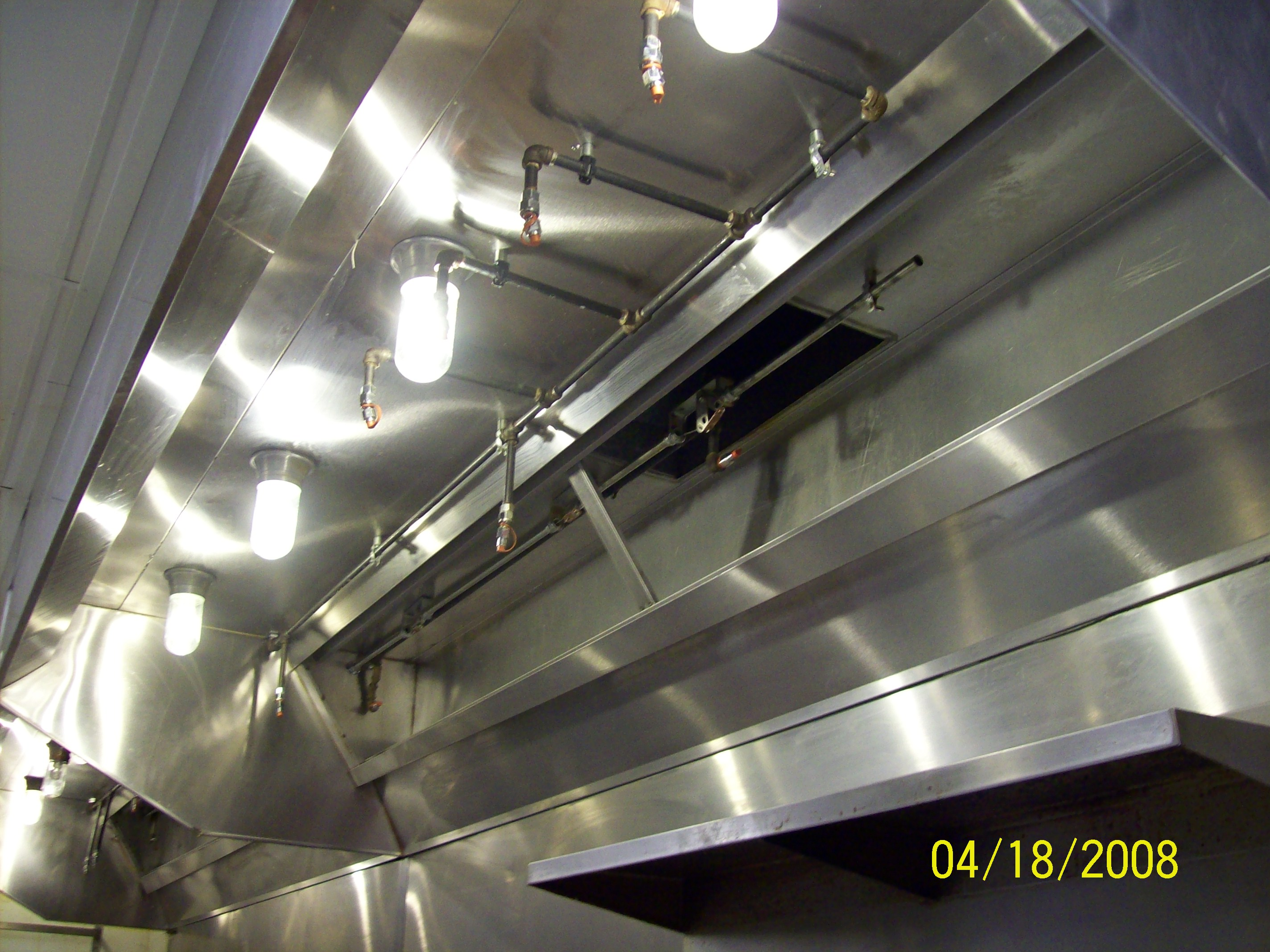 Restaurant Hood Exhaust Fan : Hood cleaning ae exhaust duct services
